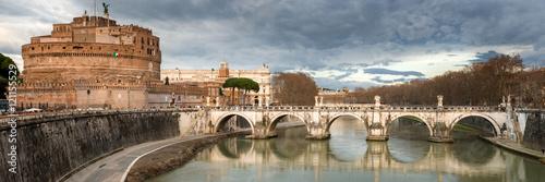 Zdjęcie XXL Rzym Panorama - Włochy