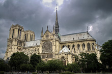 The Stunning Notre Dame De Paris