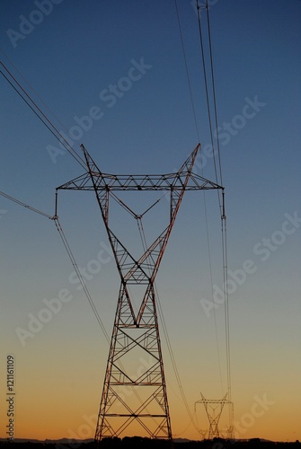 Photo Torre eléctrica