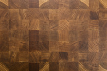 Oak Wood Butcher's End Grain...