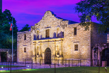 The Alamo In San Antonio