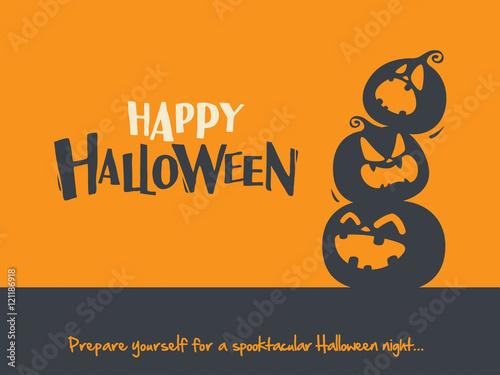 Fényképezés  Halloween message Boo!