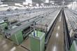 Factory cotton spinning machine