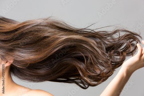 Fotomural 躍動感ある髪