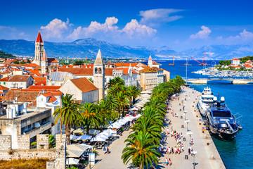 Trogir, Split, Dalmatia region of Croatia