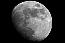 Moon In Growing Phase (waxing ...