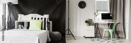 Fotografie, Obraz  Modern flat for modern living