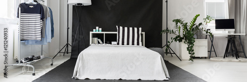 Fotografie, Obraz  Functional living for single