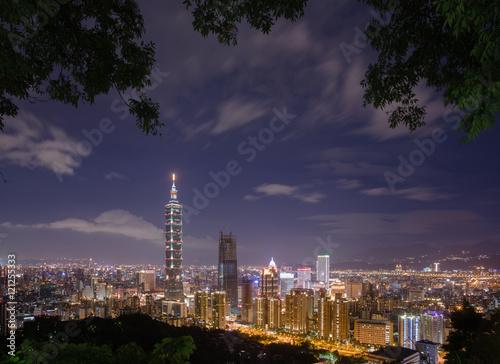 Poster Brooklyn Bridge Taipei 101
