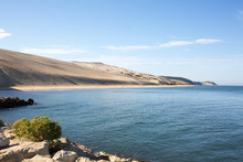 Beautiful Landscape Seaside Coast Of Dune Du Pyla Ou Pilat A Arcachon France