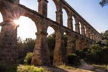 Ancient Roman Les Ferreres Aqueduct, Tarragona