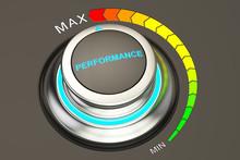 Highest Level Of Performance Concept, 3D Rendering