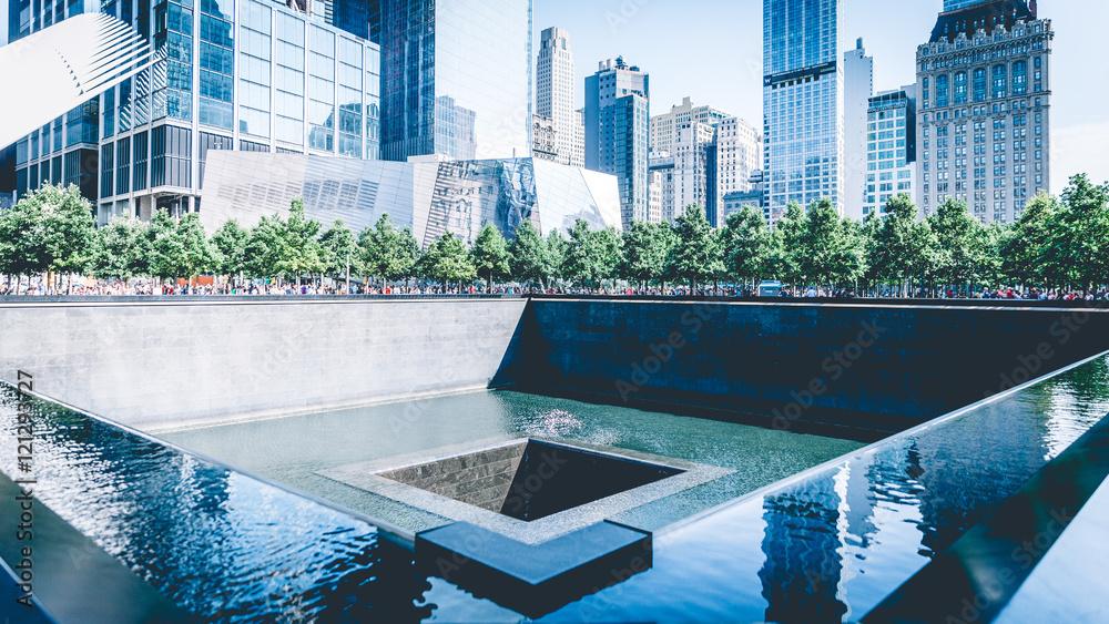 Fototapety, obrazy: 911 Memorial