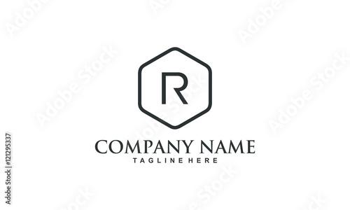 Photo  R logo Initial