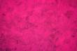 Leinwanddruck Bild - Pink concrete texture background