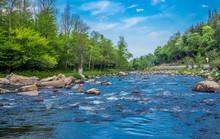 Small Mountain River