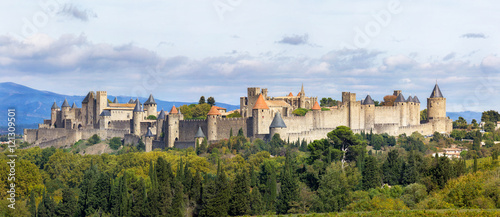 Photo Cité de Carcassonne - Aude