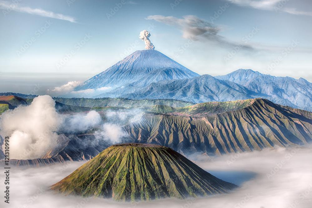 Fototapeta Mt. Bromo, Java