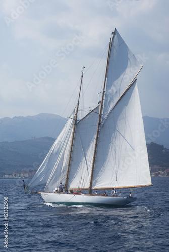 Sailboat © Dmytro Surkov