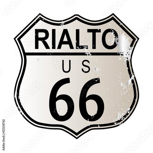Papiers peints Route 66 Rialto Route 66