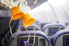 Cabin Oxygen Mask Drop From Th...