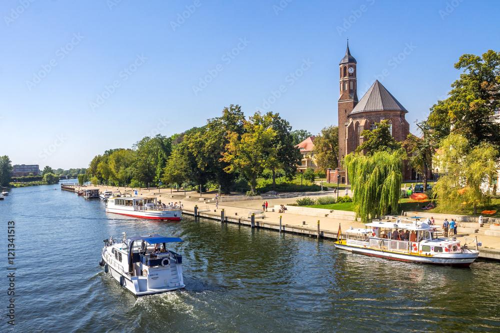 Fototapety, obrazy: Brandenburg an der Havel, Kloster St. Johannis