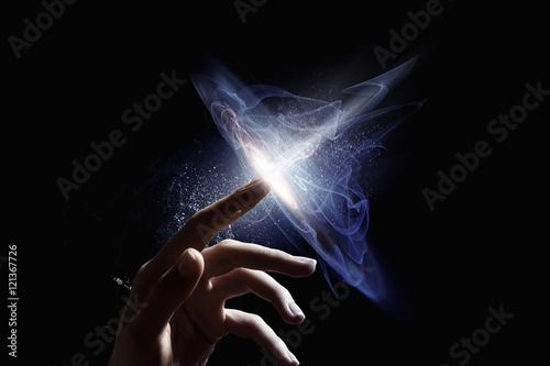 Fotografija  Creating the technologies . Mixed media