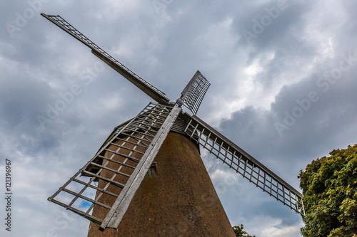 Aluminium Prints Mills Isle of Wight in summer