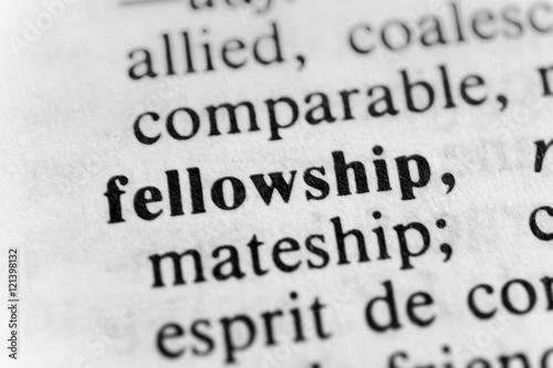 Photo  Fellowship