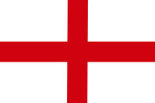 England Flag ,Original And Sim...
