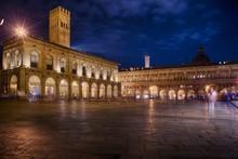 Bologna -Piazza Maggiore