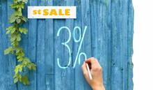 40 Percent Sale