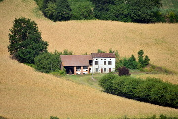 Obraz na Szkle Wiejski fattoria