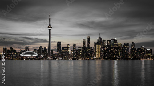 Foto op Canvas Toronto Toronto Skyline