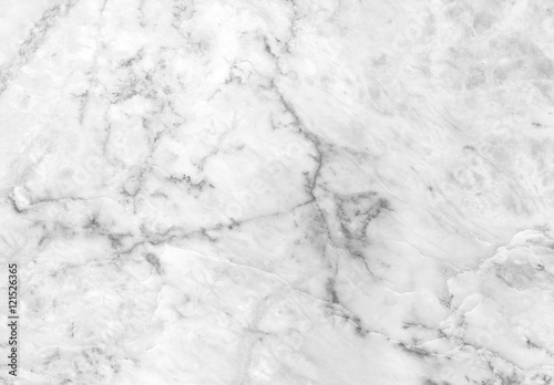 Fotografia, Obraz  white background marble wall texture