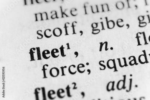 Photo  Fleet
