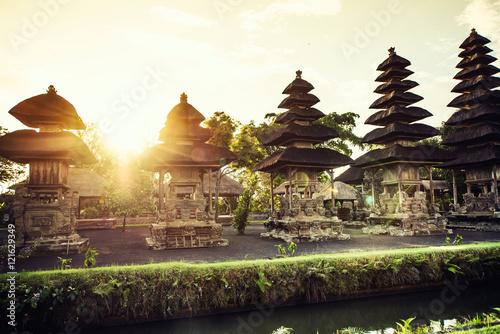Foto op Aluminium Indonesië Pura Taman Ayun Temple in Bali, Indonesia. Perfect place for worhip