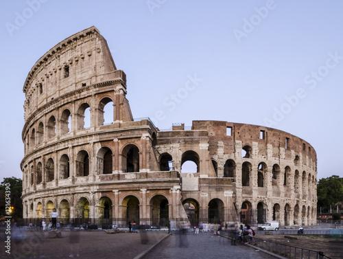 Fényképezés  Colosseum