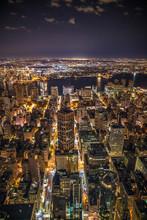 New York At Night 1
