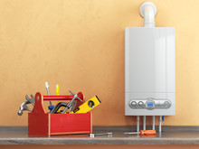 Gas Boiler Servicing Or Repear...