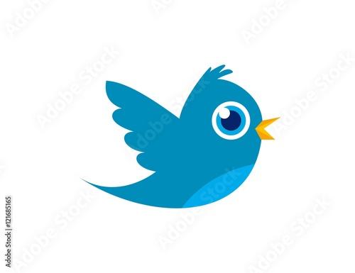 Photo  Bird logo