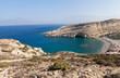Matala, sa plage et ses falaises