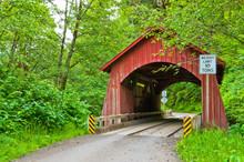 Covered Bridge Americana