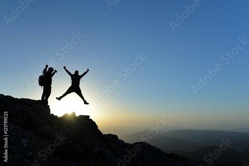 Fotografie, Obraz  stres atmak & aksiyon ve kutlama