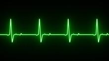 EKG Heart Line