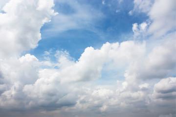 Panel Szklany Do pokoju dziewczyny Beautiful blue sky.