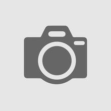 Photo Camera Vector Icon. Simp...