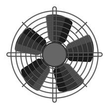 Propeller Fan Vector Illustrat...