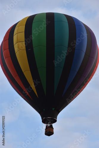 In de dag Ballon 2016 Adirondack Hot Air Balloon Festival in New York State