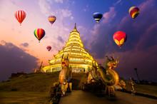 Wat Hyua Pla Kang , Chiang Rai...